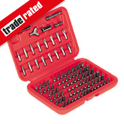 All-Purpose Screwdriver Bit Set 100Pc